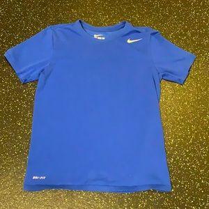 The Nike Tee Athletic Cut Dri-Fit